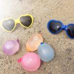 夏に絶対楽しい遊び 風船deキャッチ