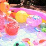 子どもの水遊びはどこでする?